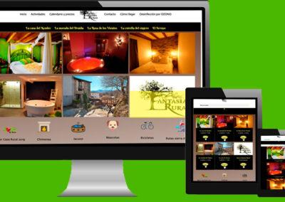 Diseño Web intuitivo, innovador y funcional, negocios rurales